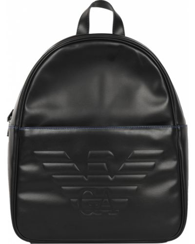 Рюкзак черный Emporio Armani