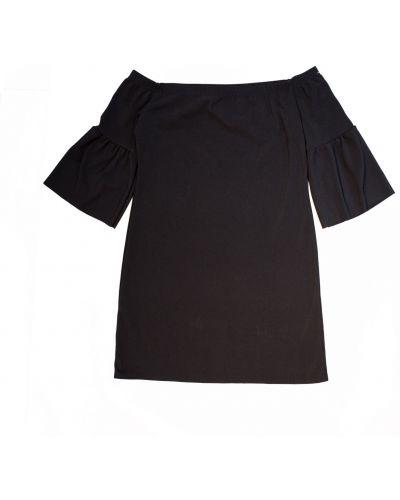 Платье - черное Fashion Union