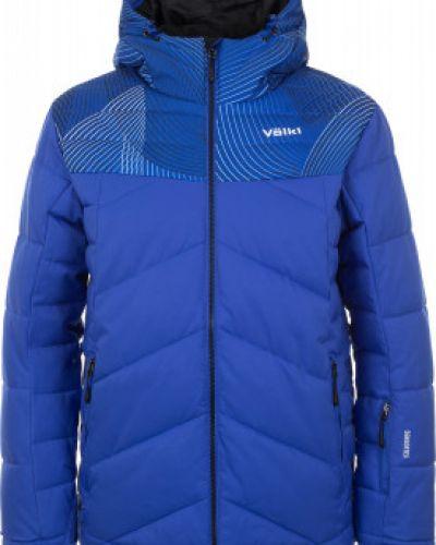 Куртка мембранная - синяя VÖlkl