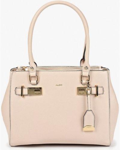 Кожаный сумка с ручками из искусственной кожи Aldo