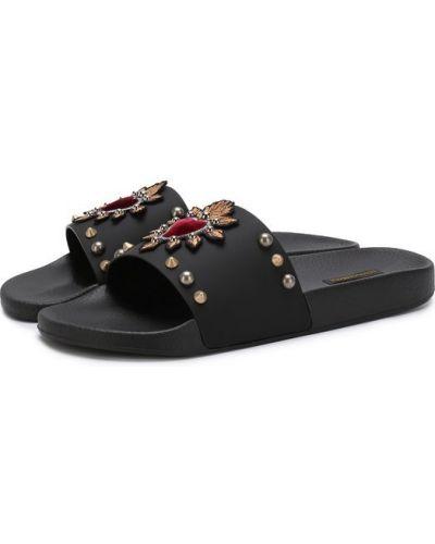 Шлепанцы Dolce & Gabbana