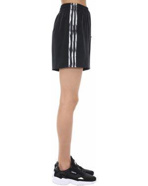 Шорты эластичные с карманами Adidas Originals