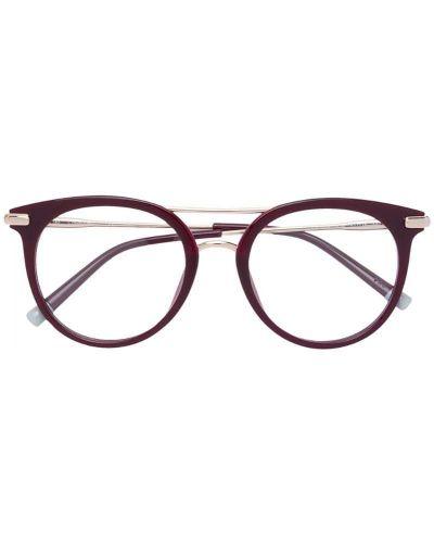 Красные очки Calvin Klein