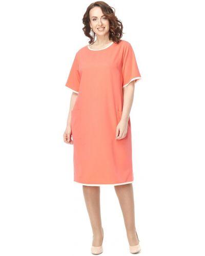 Платье миди платье-сарафан из вискозы Amarti