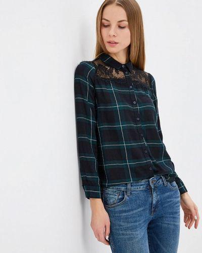 Блузка с длинным рукавом осенняя Springfield