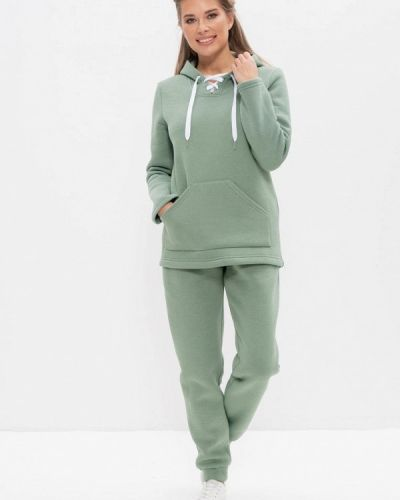 Спортивный костюм - зеленый Cleo