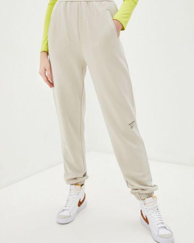 Бежевые спортивные брюки Miss Sixty