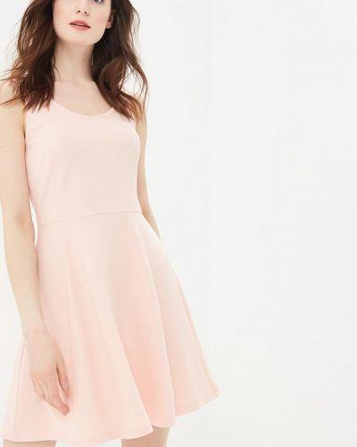 Розовое платье весеннее Incity