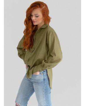 Рубашка хаки Love Pam