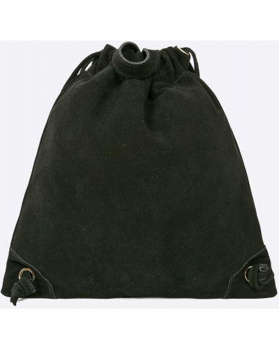 Кожаный рюкзак замшевый с отделениями Answear