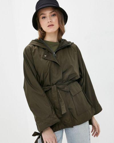 Облегченная куртка хаки Rinascimento