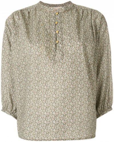 Рубашка с воротником-стойкой Vanessa Bruno
