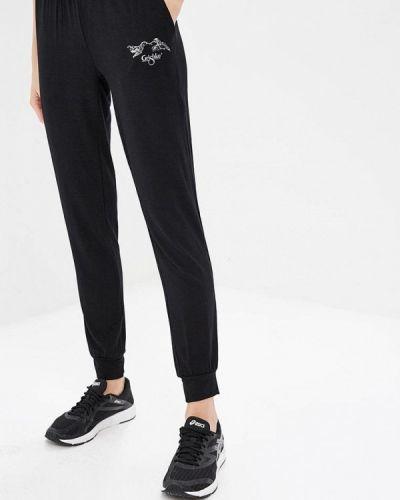 Спортивные брюки черные весенний Grishko