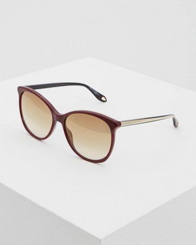 Солнцезащитные очки кошачий глаз Givenchy