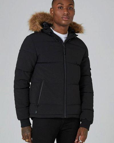 Утепленная куртка Topman
