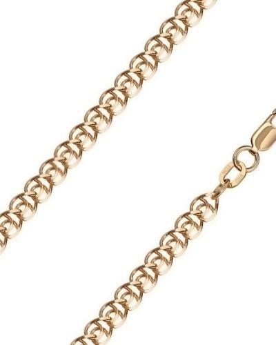 Золотой браслет с подвесками из золота с узором красцветмет