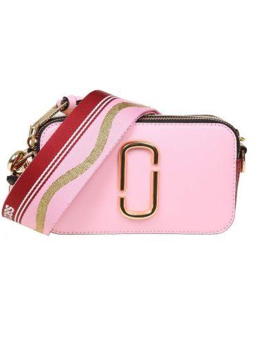 Różowa torebka crossbody Marc Jacobs