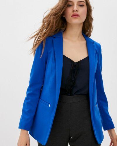 Синий пиджак Wallis