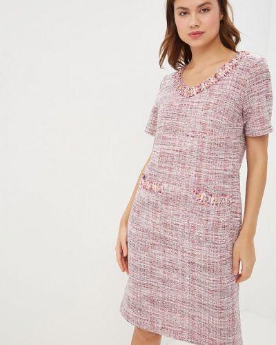 Платье розовое весеннее Helmidge