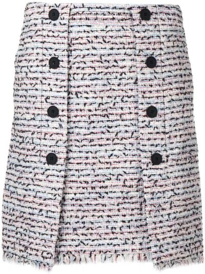 Spódniczka mini - niebieska Karl Lagerfeld