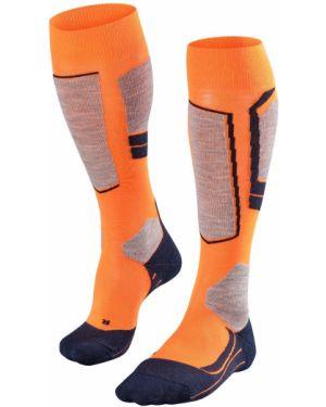 Носки - оранжевые Falke