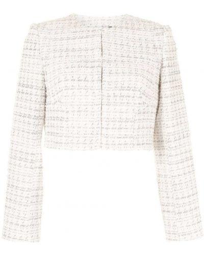 Пиджак твидовый - розовый Paule Ka