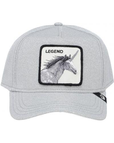 Baseball z paskiem czapka z daszkiem z haftem Goorin Bros