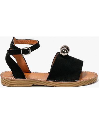 Черные сандалии Answear