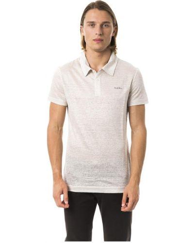 Biały t-shirt Byblos