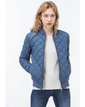 Куртка на молнии с карманами Lacoste