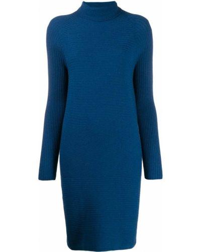 Платье макси вязаное шелковое Antonelli