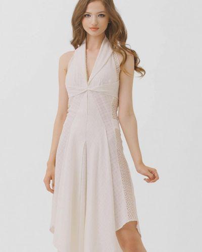 Платье - белое Ано
