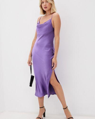 Платье-комбинация - фиолетовое Imocean