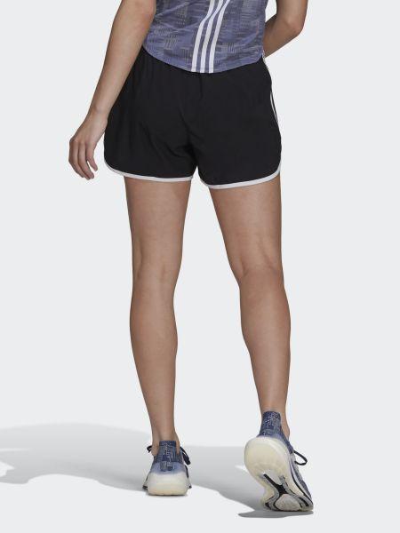 Шорты для бега - черные Adidas