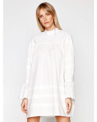 Bluzka koronkowa - biała One Teaspoon