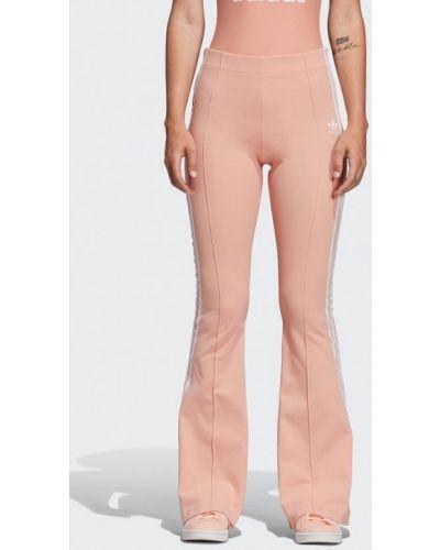 Спортивные брюки розовый весенний Adidas Originals