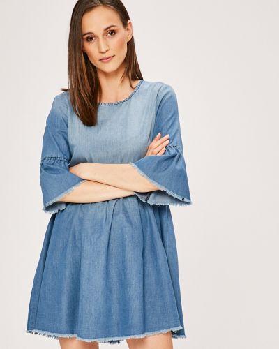 Джинсовое платье мини однотонное Jacqueline De Yong