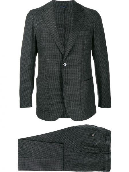 Garnitur kostium wełniany Tombolini