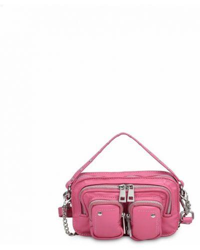 Różowa torebka Nunoo