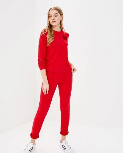 Красный спортивный костюм Fashion.love.story