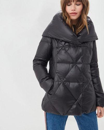 Зимняя куртка осенняя черная Camomilla Italia