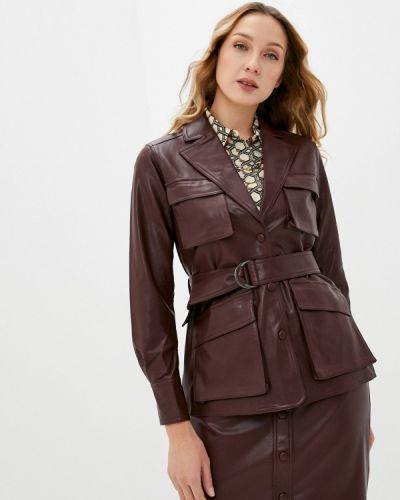 Коричневый пиджак Twist & Tango