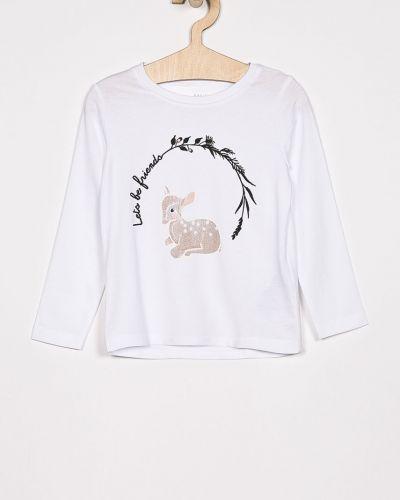 Белая блуза Name It