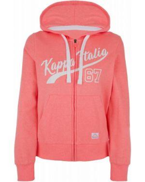 Розовый джемпер Kappa
