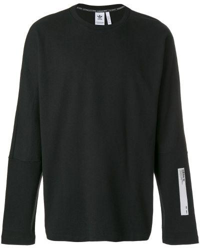 Толстовка длинная с принтом Adidas Originals