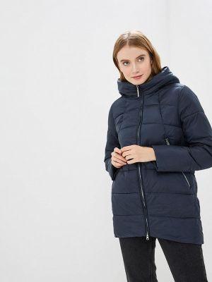 Утепленная куртка - синяя Winterra
