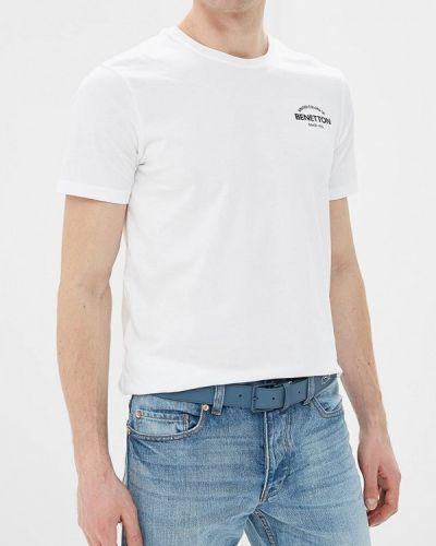 Белая футболка 2019 United Colors Of Benetton