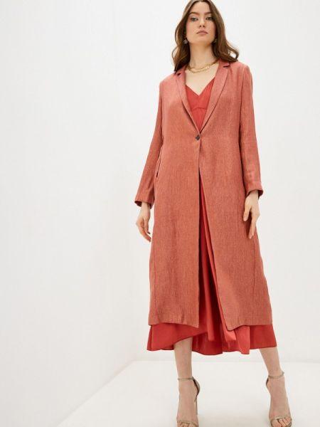 Пальто - красное Forte Forte