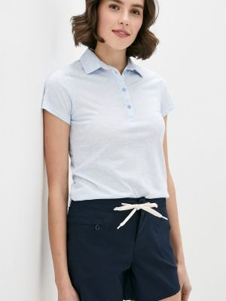 Синие спортивные шорты Helly Hansen