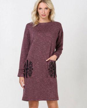 Платье - красное Ricamare